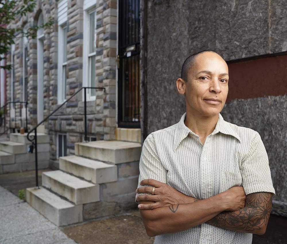 Shelley Halstead, Executive Director of Black Women Build - Baltimore, 2018