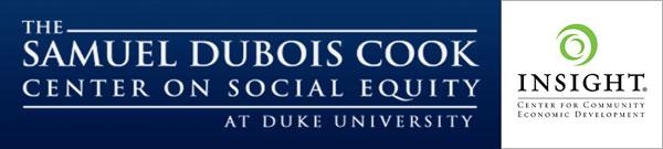 Insight logo + The_Duke_Samuel_DuBois_Cook-center-on-social-equity logo