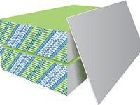Stack of Drywall sheets image
