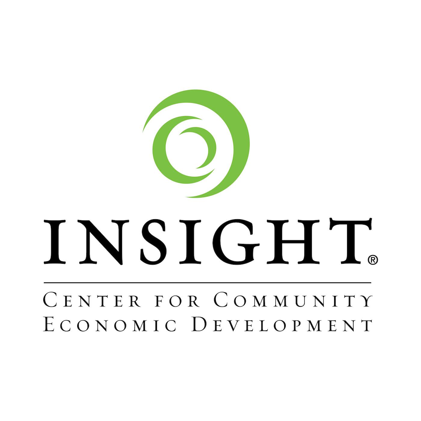 Insight Center for Community Economic Development logo