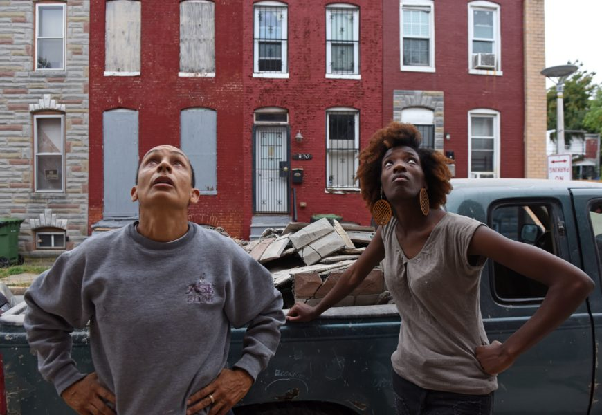 Black Women Build featured in Baltimore Justice Report New Impact Series photo essay
