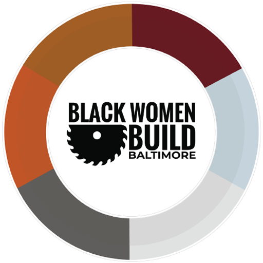 black women build - baltimore