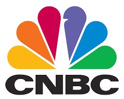 cnbc logo - color